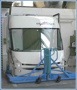 Motorhome Glass