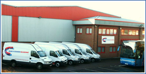 Bus and Coach Glazing Service Centre